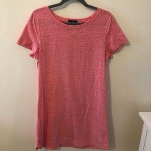Pink GAP T-shirt Dress